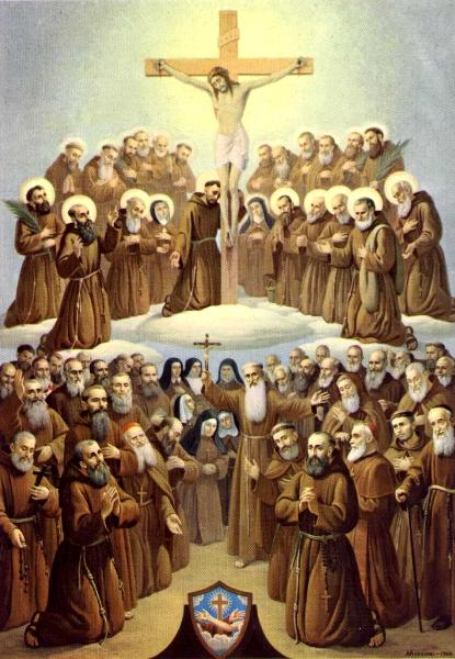 all-saints-of-franciscan-order